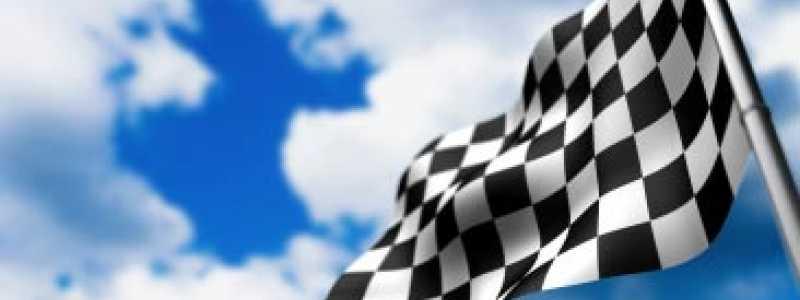 Bild: Formel1 Startflage, iStockphoto.com / Kativ