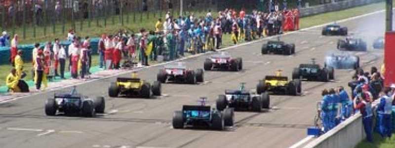 Bild: Formel1 Startbeginn, Fotolia.com / cachou34