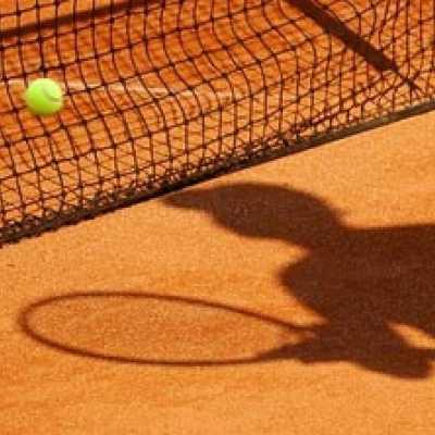 Bild: Tennisball und -netz, Fotolia.com / Isabelle Barthe