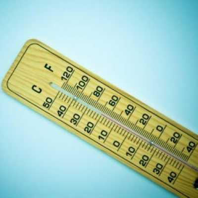 Bild: Thermometer, iStockphoto.com / AquaColor