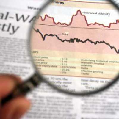 Bild: Chartanalyse, Fotolia.com / weim