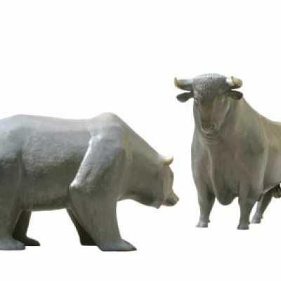 Bild: Bär und Bulle, Fotolia.com / Heino Pattschull