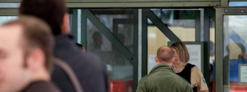 Bild: Eingang zum Strafjustizzentrum München, über dts Nachrichtenagentur