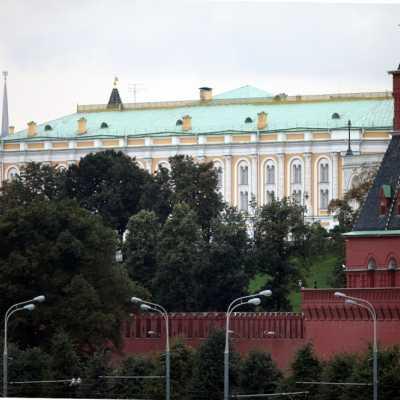 Bild: Mauer des Kreml in Moskau, über dts Nachrichtenagentur