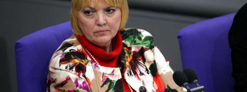 Bild: Claudia Roth als Bundestags-Vizepräsidentin, über dts Nachrichtenagentur