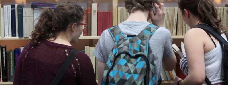 Bild: Jugendliche Leser, über dts Nachrichtenagentur