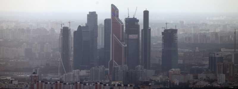 Bild: Finanzviertel von Moskau, über dts Nachrichtenagentur