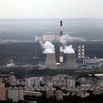Bild: Heizkraftwerk bei Moskau, über dts Nachrichtenagentur
