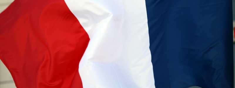 Bild: Fahne von Frankreich, über dts Nachrichtenagentur