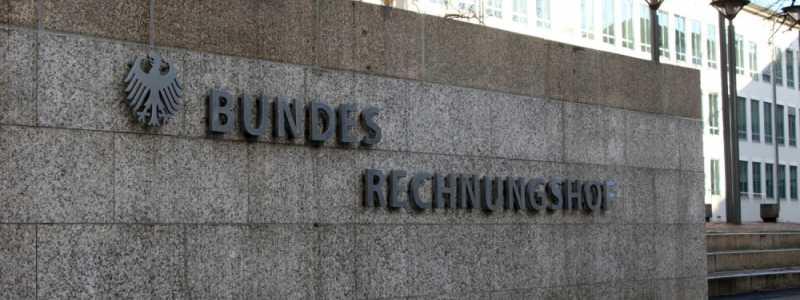 Bild: Bundesrechnungshof, über dts Nachrichtenagentur
