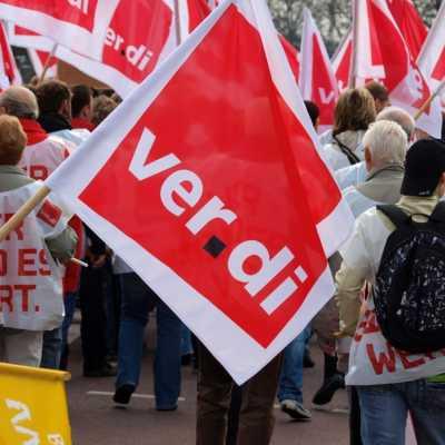 Bild: Verdi, über dts Nachrichtenagentur