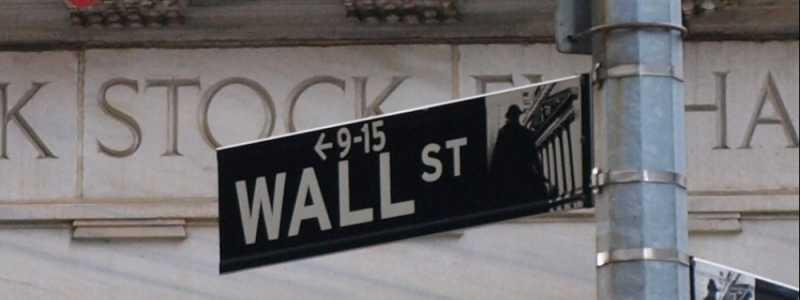 Bild: Wallstreet in New York, über dts Nachrichtenagentur