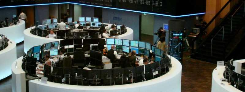 Bild: Frankfurter Wertpapierbörse, über dts Nachrichtenagentur