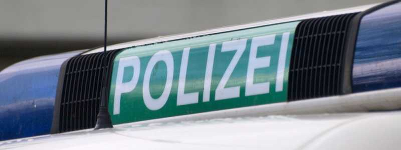 Bild: Polizeiwagen, über dts Nachrichtenagentur