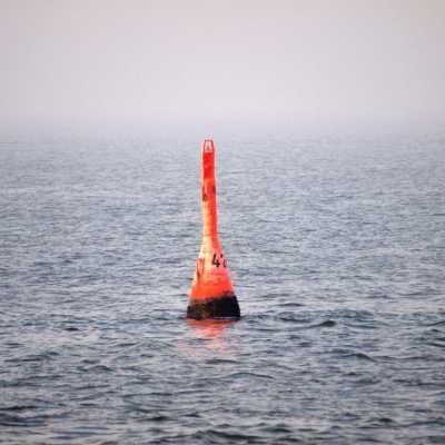 Bild: Eine Boje im Meer, über dts Nachrichtenagentur