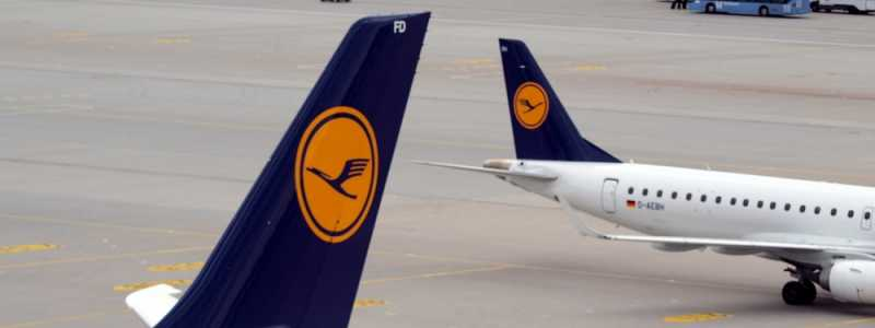 Bild: Lufthansa-Maschinen am Flughafen, über dts Nachrichtenagentur