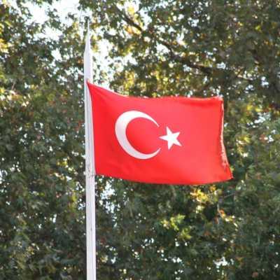 Bild: Türkische Flagge, über dts Nachrichtenagentur