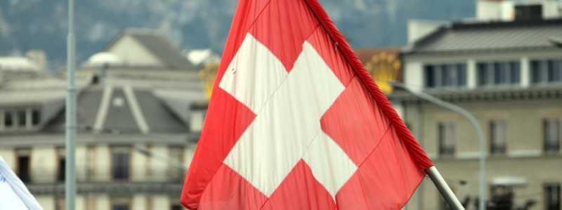Bild: Fahne der Schweiz, über dts Nachrichtenagentur