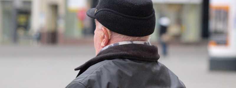 Bild: Mann im Rollstuhl, über dts Nachrichtenagentur