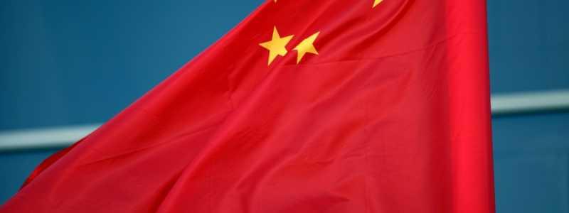 Bild: Fahne von China, über dts Nachrichtenagentur