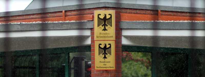 Bild: Bundeskriminalamt (BKA) und Bundesamt für Verfassungsschutz, über dts Nachrichtenagentur