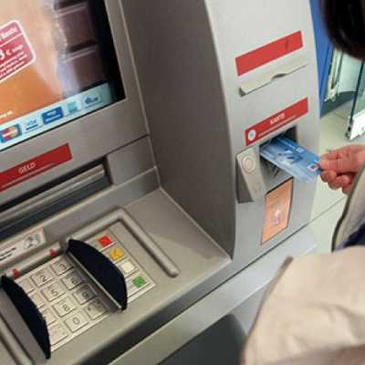 Bild: Geldautomat, über dts Nachrichtenagentur