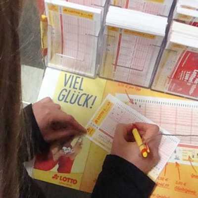 Bild: Lotto-Spielerin, über dts Nachrichtenagentur