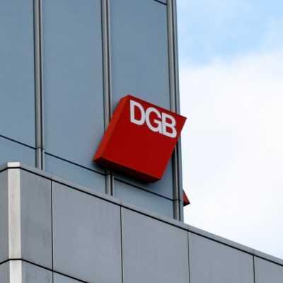 Bild: DGB-Logo, über dts Nachrichtenagentur