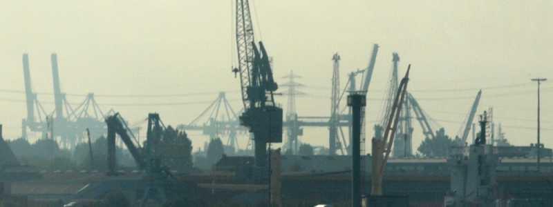 Bild: Industrieanlagen, über dts Nachrichtenagentur