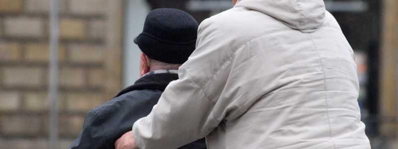 Bild: Senioren mit Rollstuhl, über dts Nachrichtenagentur