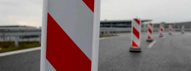 Bild: Autobahn-Baustelle, über dts Nachrichtenagentur