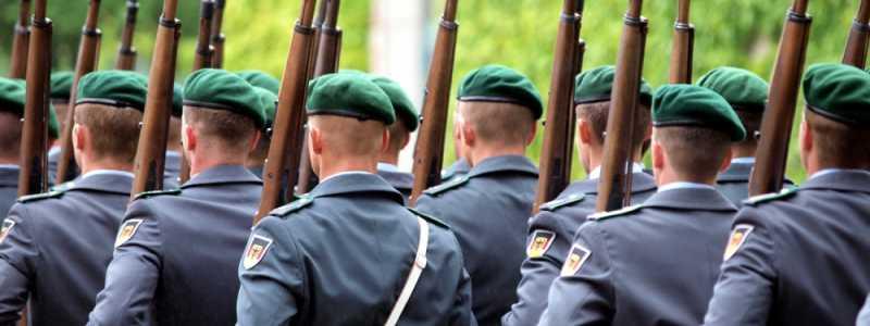 Bild: Bundeswehrsoldaten, über dts Nachrichtenagentur