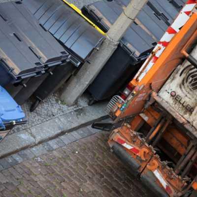 Bild: Müllabfuhr, über dts Nachrichtenagentur