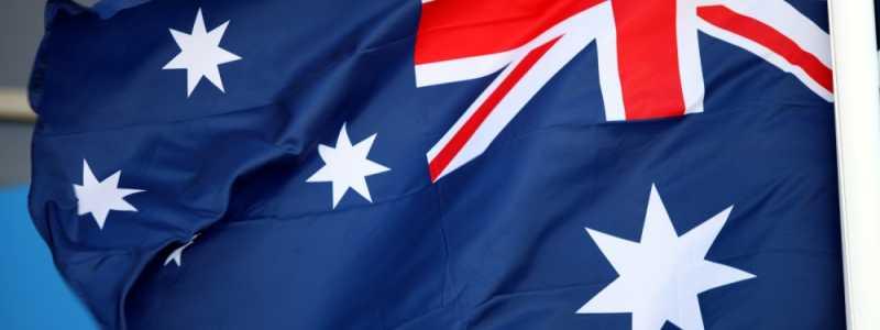Bild: Fahne von Australien, über dts Nachrichtenagentur