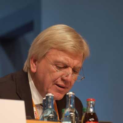 Bild: Volker Bouffier, über dts Nachrichtenagentur