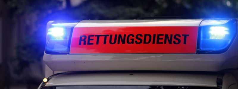 Bild: Rettungsdienst, über dts Nachrichtenagentur