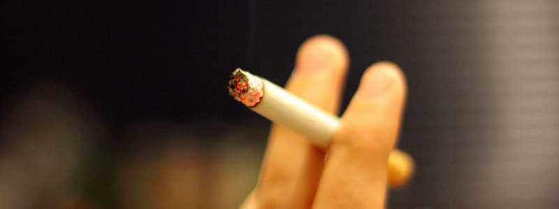 Bild: Zigarette, über dts Nachrichtenagentur