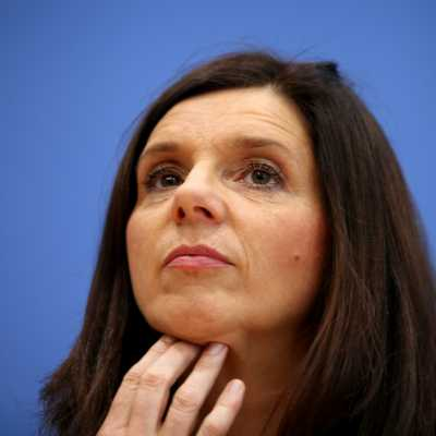 Bild: Katrin Göring-Eckardt, über dts Nachrichtenagentur