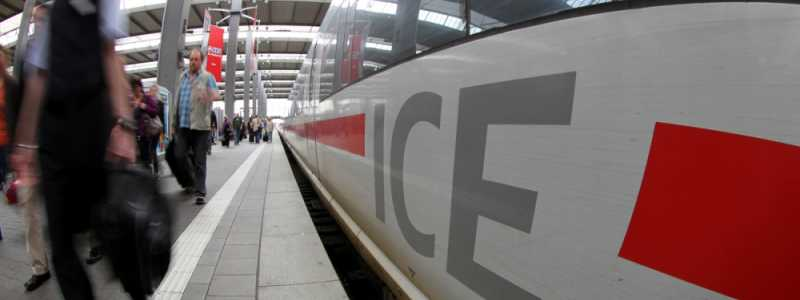 Bild: ICE-Zug, über dts Nachrichtenagentur