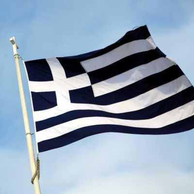 Bild: Griechische Fahne, über dts Nachrichtenagentur
