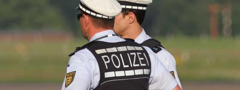 Bild: Polizei-Beamte, über dts Nachrichtenagentur