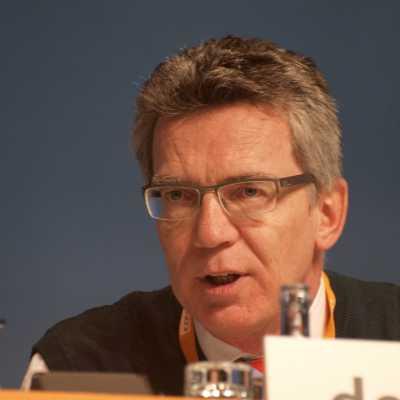 Bild: Thomas de Maizière, über dts Nachrichtenagentur