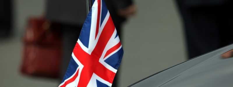 Bild: Fahne von Großbritannien, über dts Nachrichtenagentur