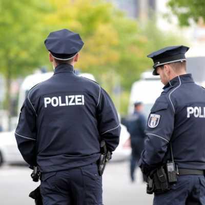 Bild: Polizisten, über dts Nachrichtenagentur