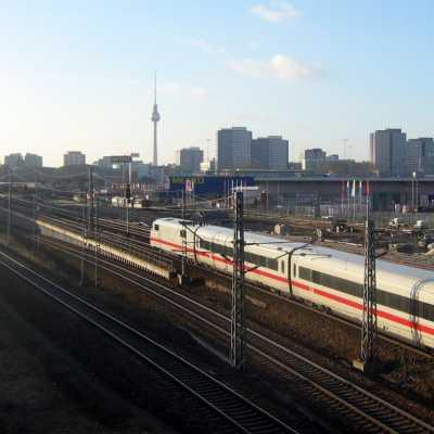 Bild: ICE der Deutschen Bahn in Berlin, über dts Nachrichtenagentur
