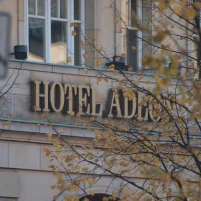 Bild: Hotel Adlon in Berlin, über dts Nachrichtenagentur