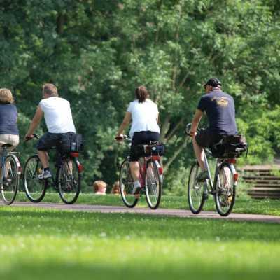 Bild: Fahrradfahrer, über dts Nachrichtenagentur