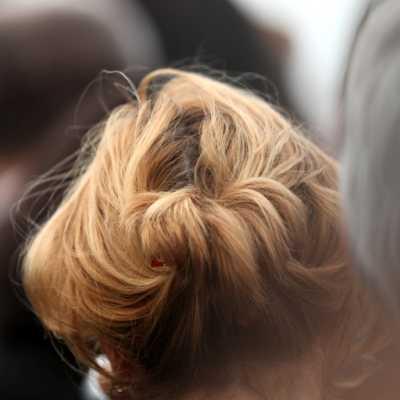 Bild: Frau mit blondem Haar, über dts Nachrichtenagentur