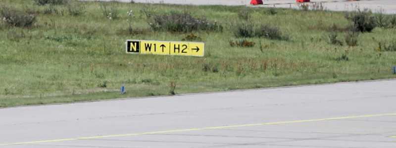 Bild: Start- und Landebahn an einem Flughafen, über dts Nachrichtenagentur