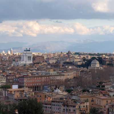 Bild: Blick über Rom, über dts Nachrichtenagentur